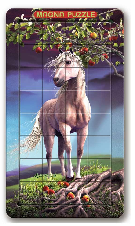 Horse Horses Lenticular Puzzle