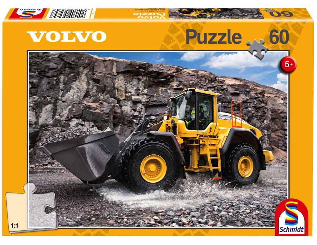 Volvo L150H Vehicles Jigsaw Puzzle