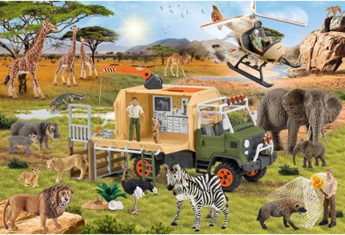 Animal Rescue Wildlife Jigsaw Puzzle