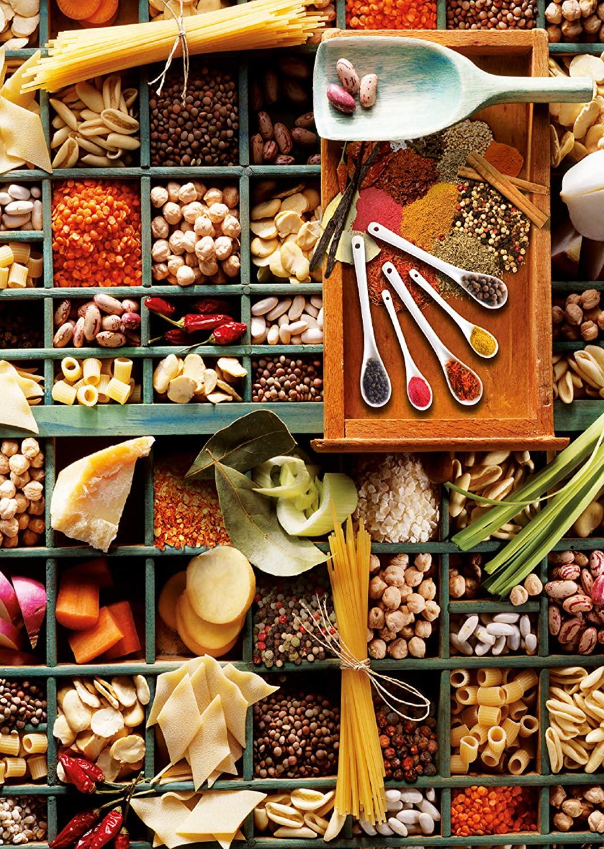 Kitchen Potpourri Inspirational Jigsaw Puzzle