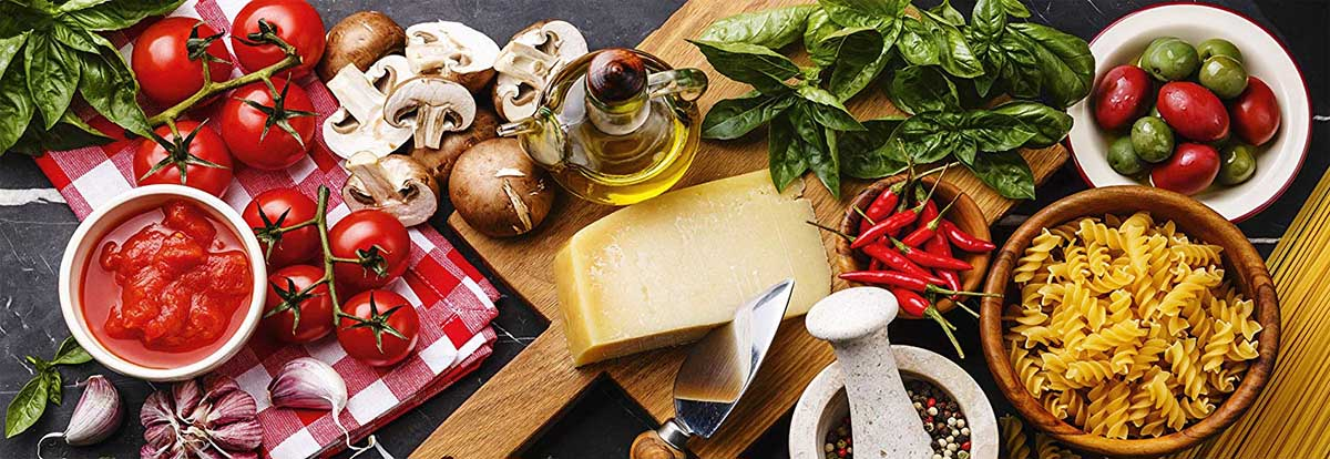 Italian Cooking Food and Drink Jigsaw Puzzle