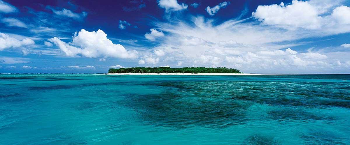 Lady Musgrave Island, Queensland, Australia Beach Jigsaw Puzzle