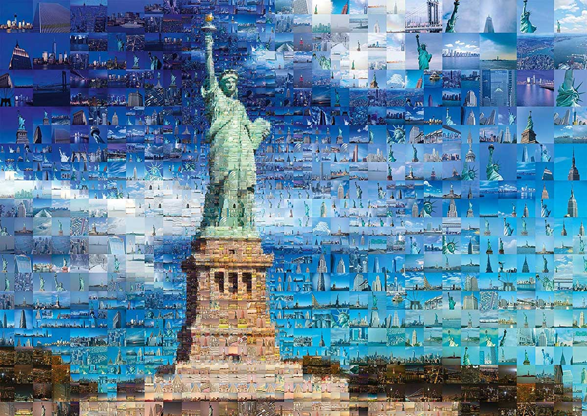 New York Statue of Liberty Jigsaw Puzzle