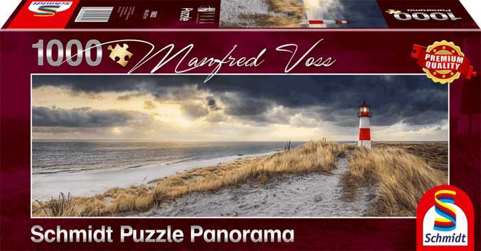 Lighthouse, Sylt Lighthouses Jigsaw Puzzle