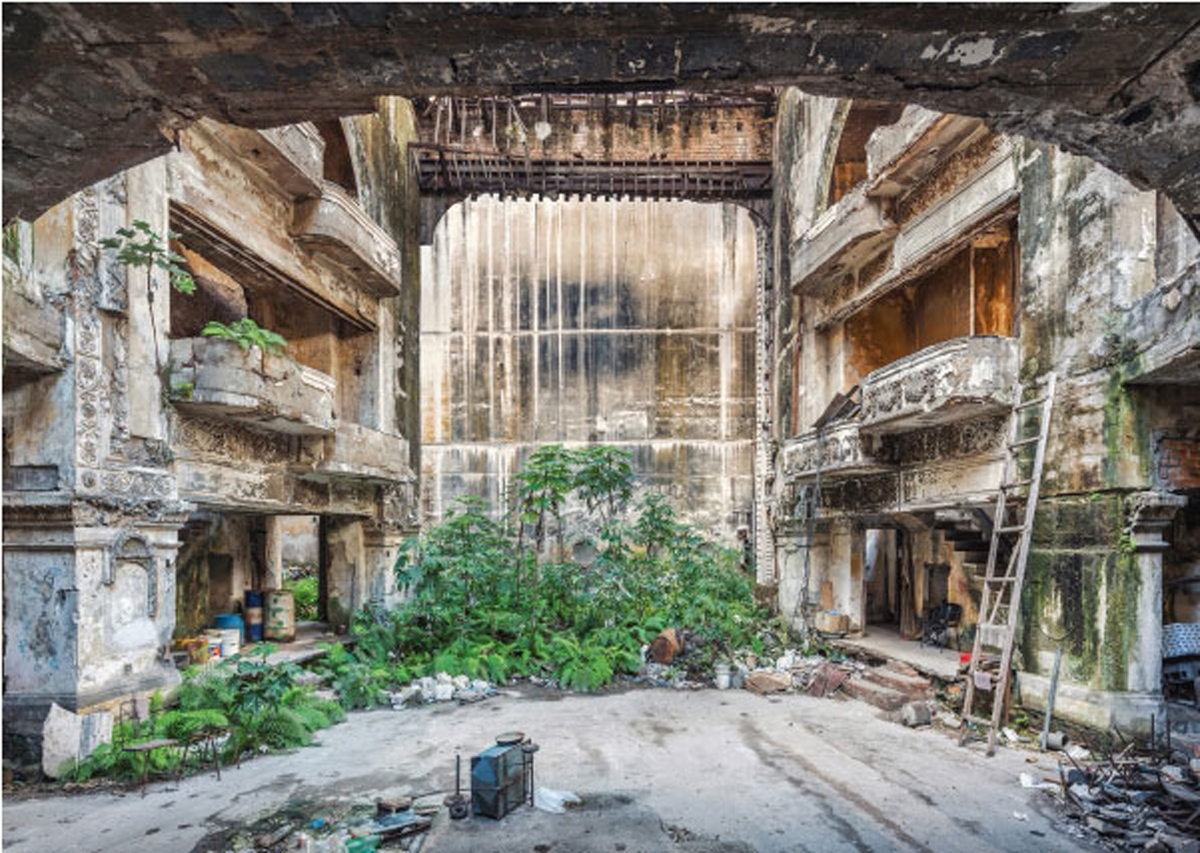 Cuban Theater Landmarks / Monuments Jigsaw Puzzle