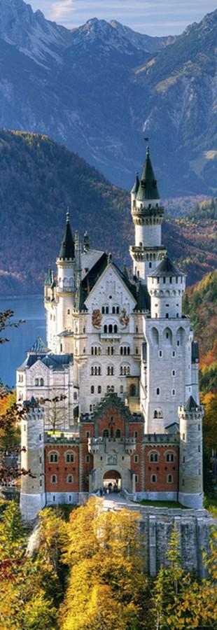 Neuschwanstein (Sights) Castles Jigsaw Puzzle