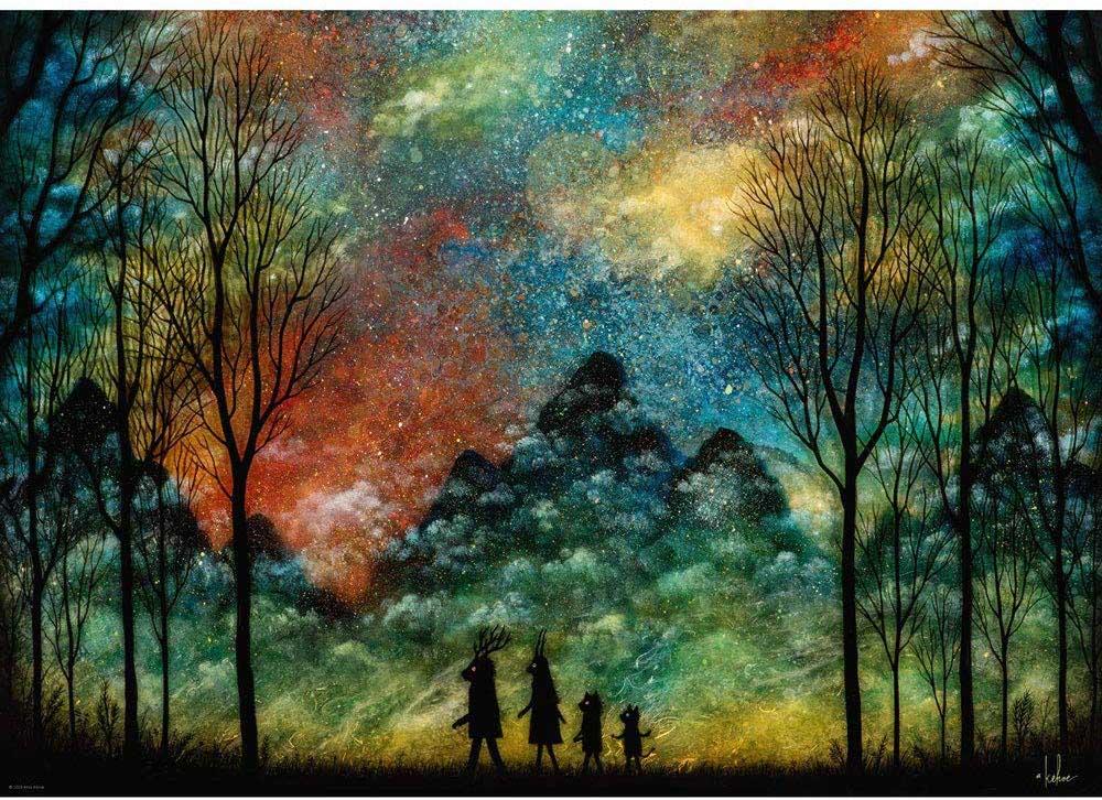 Wondrous Journey Forest Jigsaw Puzzle