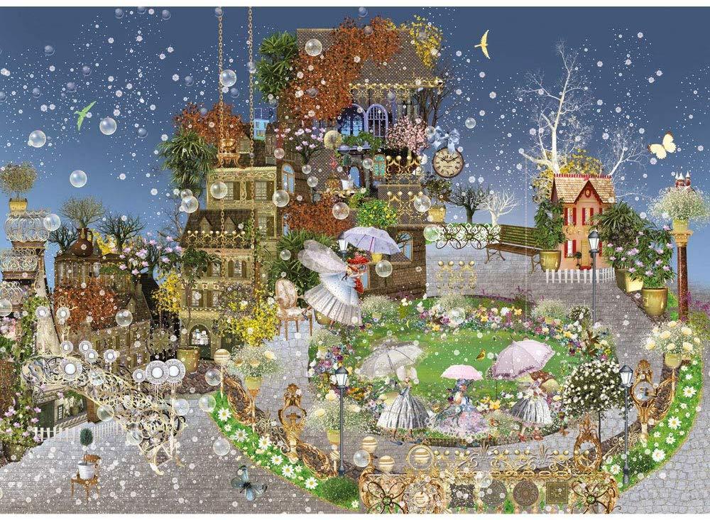 Fairy Park Fantasy Jigsaw Puzzle