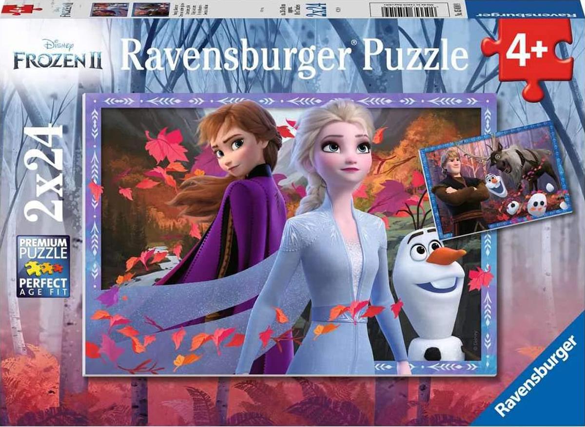Frozen II Disney Jigsaw Puzzle