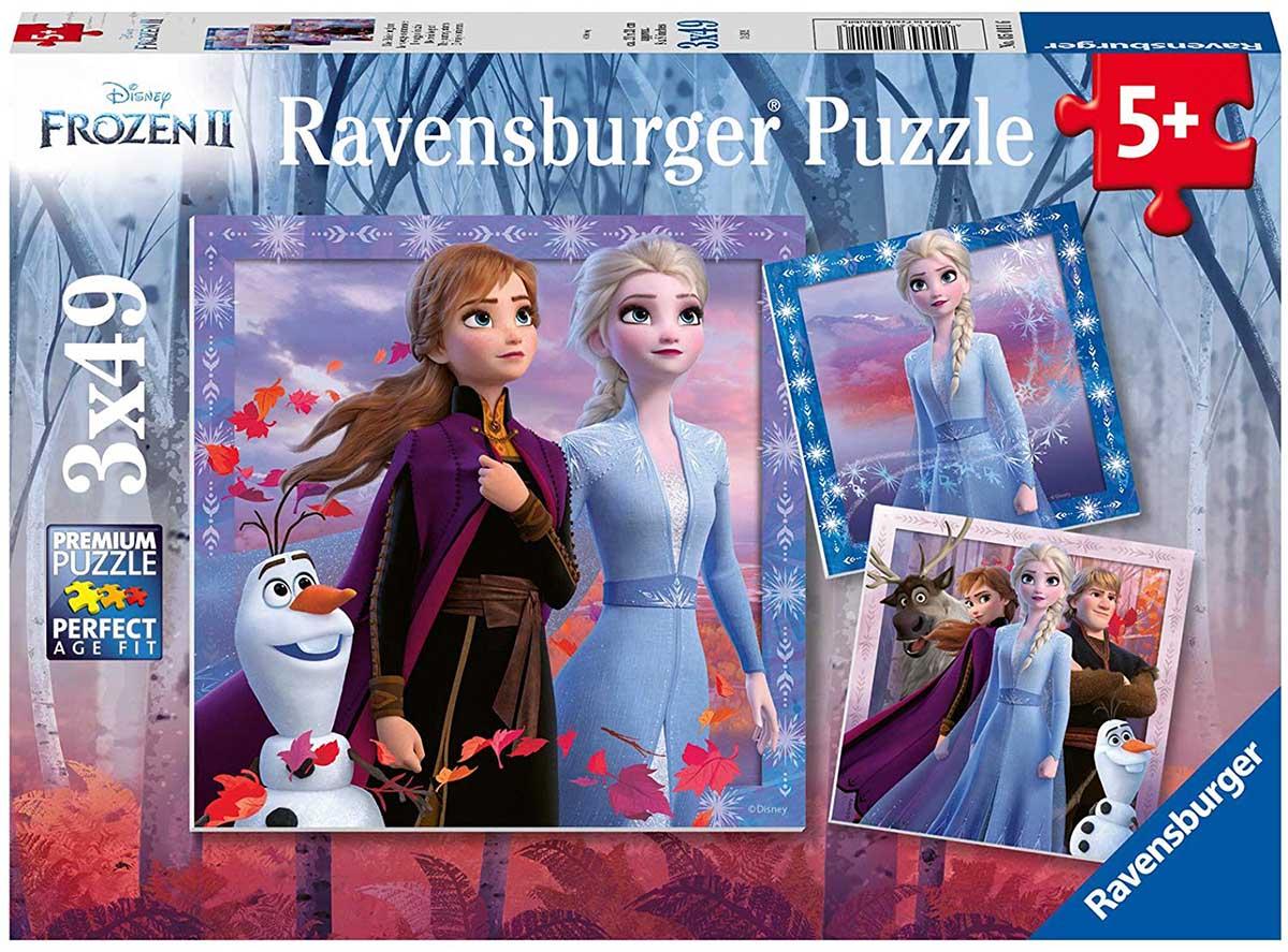 Frozen Frozen Jigsaw Puzzle