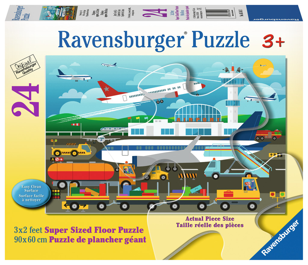 Preparing to Fly Planes Jigsaw Puzzle