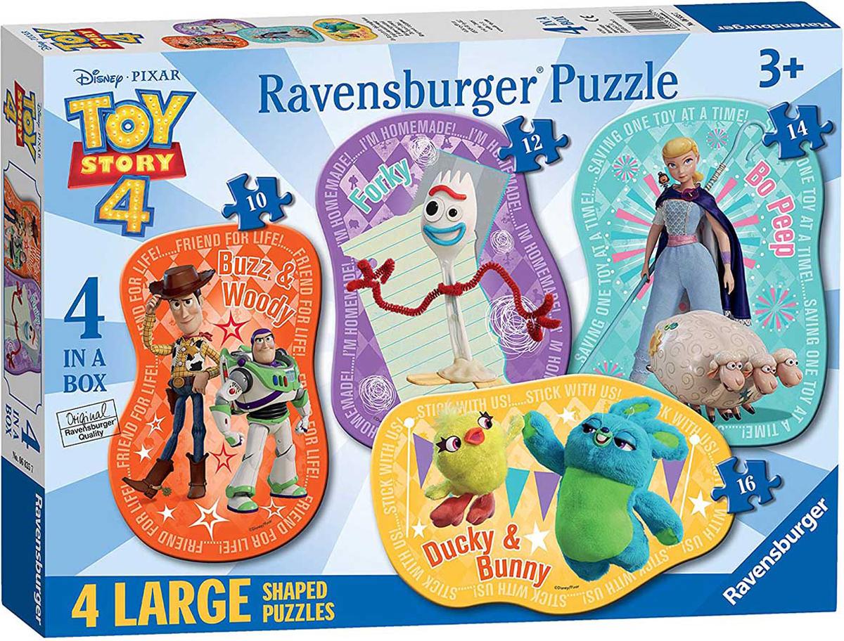 Toy Story 4 Disney Shaped Puzzle