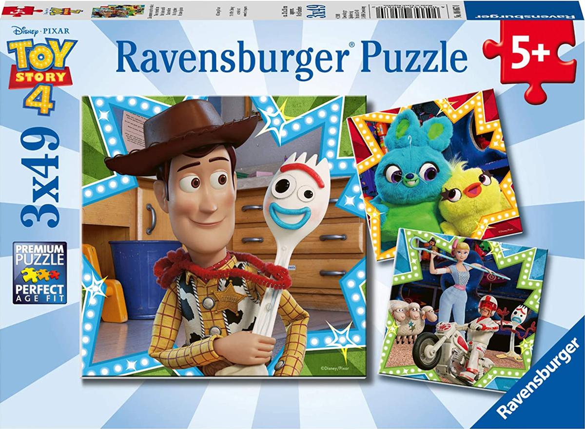 Toy Story 4 - In it Together! Disney Jigsaw Puzzle