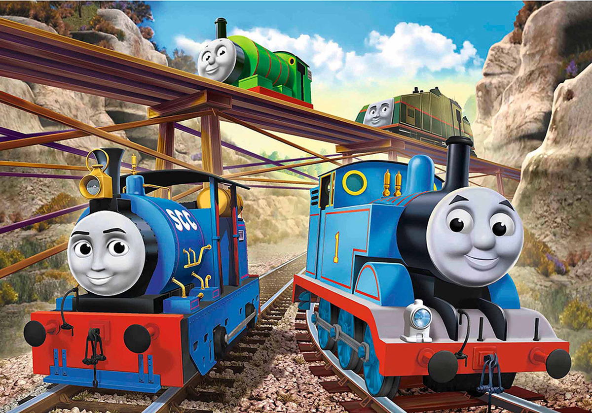 Thomas & Friends: Tale of the Brave Thomas and Friends Jigsaw Puzzle