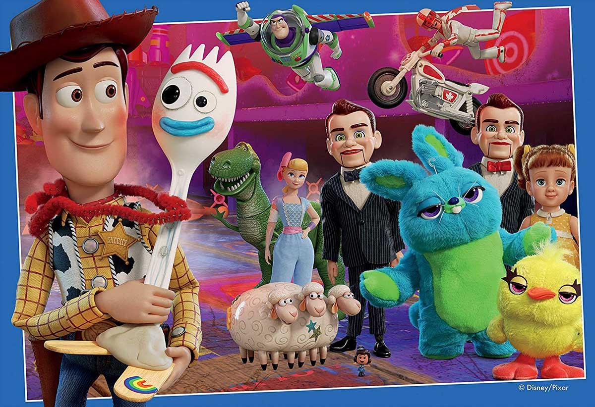 Toy Story 4 Disney Jigsaw Puzzle