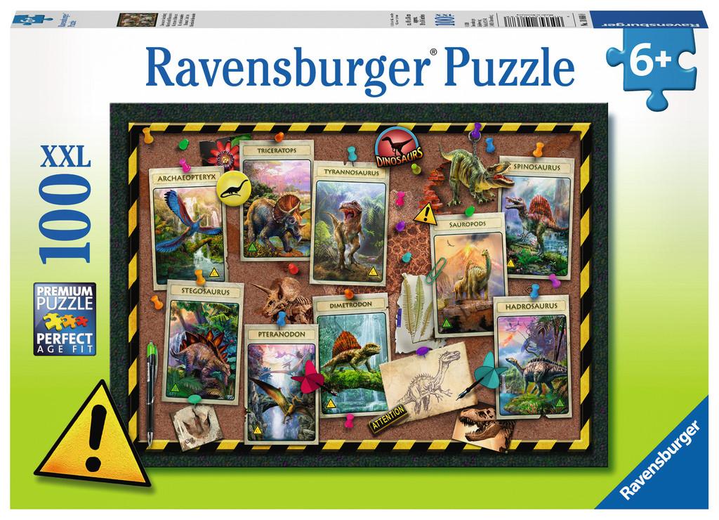 Dinosaur Collection Dinosaurs Jigsaw Puzzle