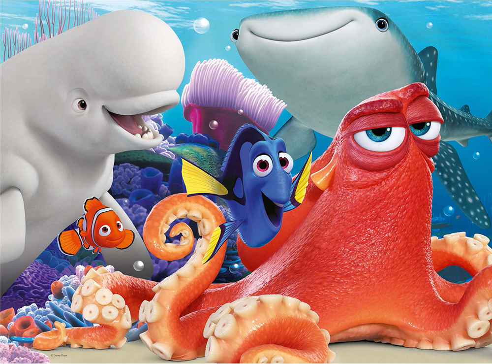 Adventure is Brewing Under The Sea Jigsaw Puzzle