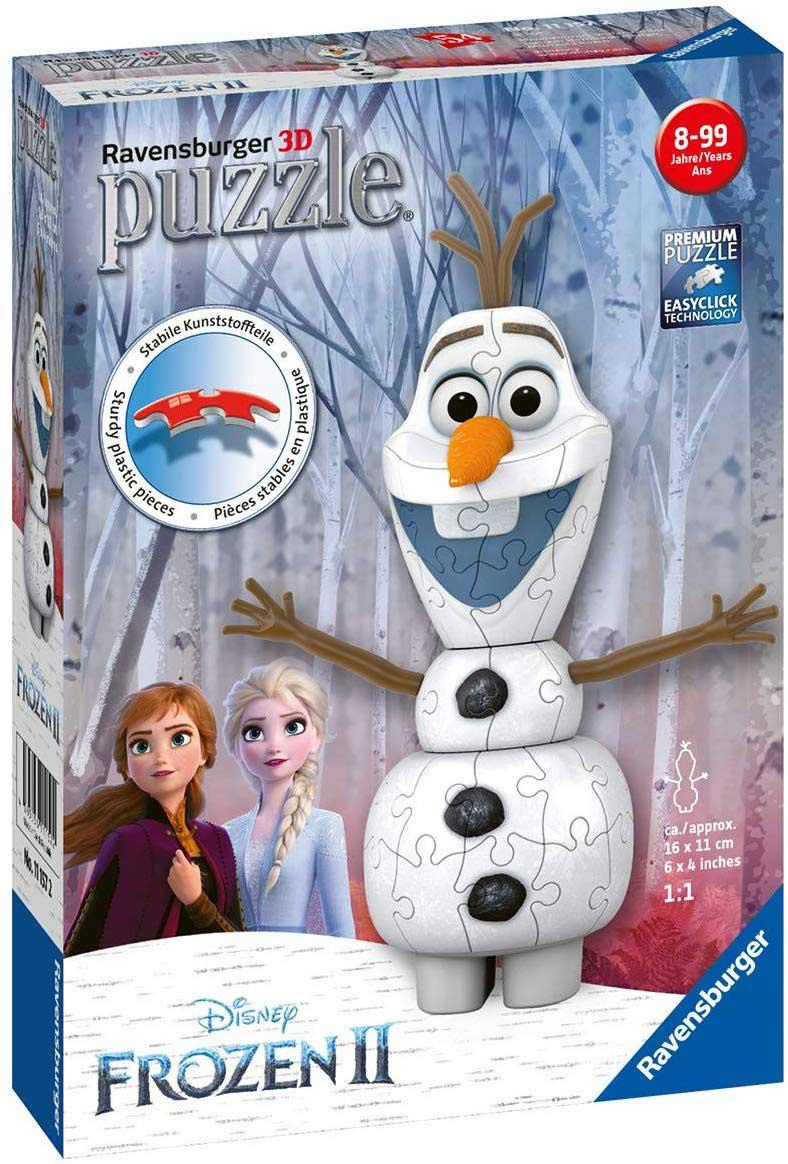 Frozen Disney 3D Puzzle