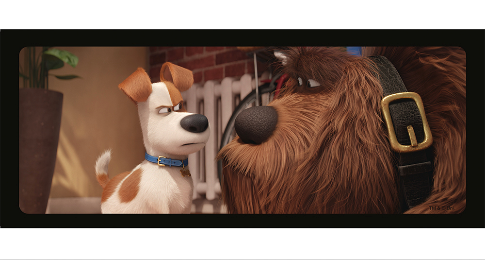 Secret Life of Pets 3D film Strip Movies / Books / TV Children's Puzzles