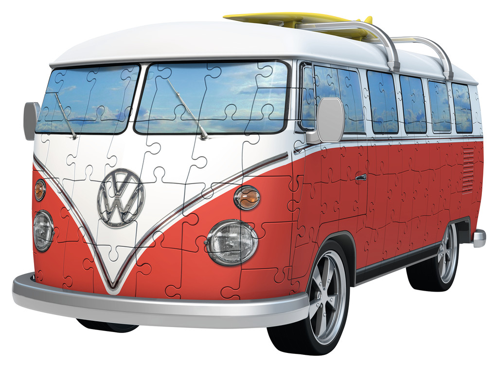 VW Bus T1 Vehicles Jigsaw Puzzle