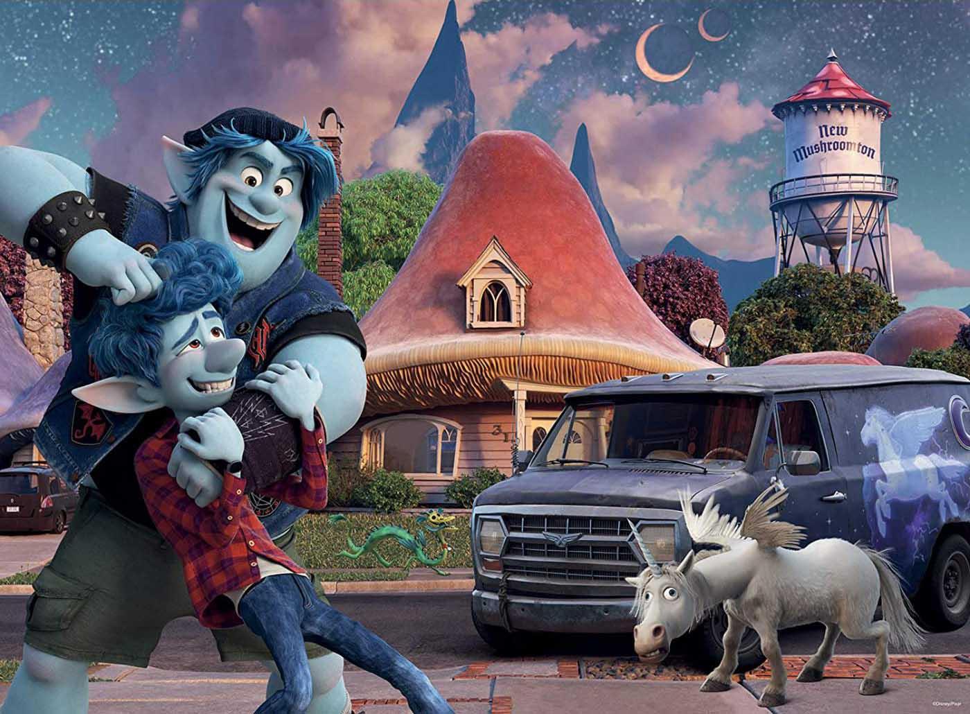 Disney Pixar Onward Disney Jigsaw Puzzle