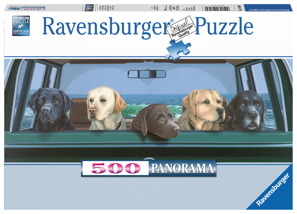 All Labs Matter - Scratch and Dent Dogs Jigsaw Puzzle