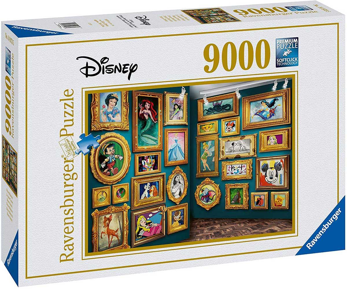 Disney Museum Disney Jigsaw Puzzle