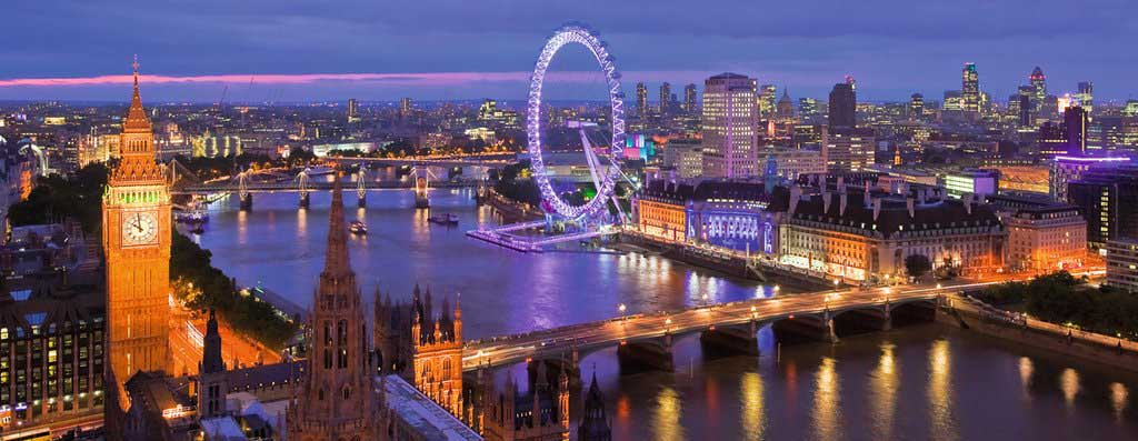 London at Night Photography Jigsaw Puzzle