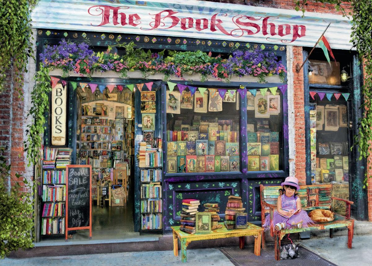 the bookshop - photo #40