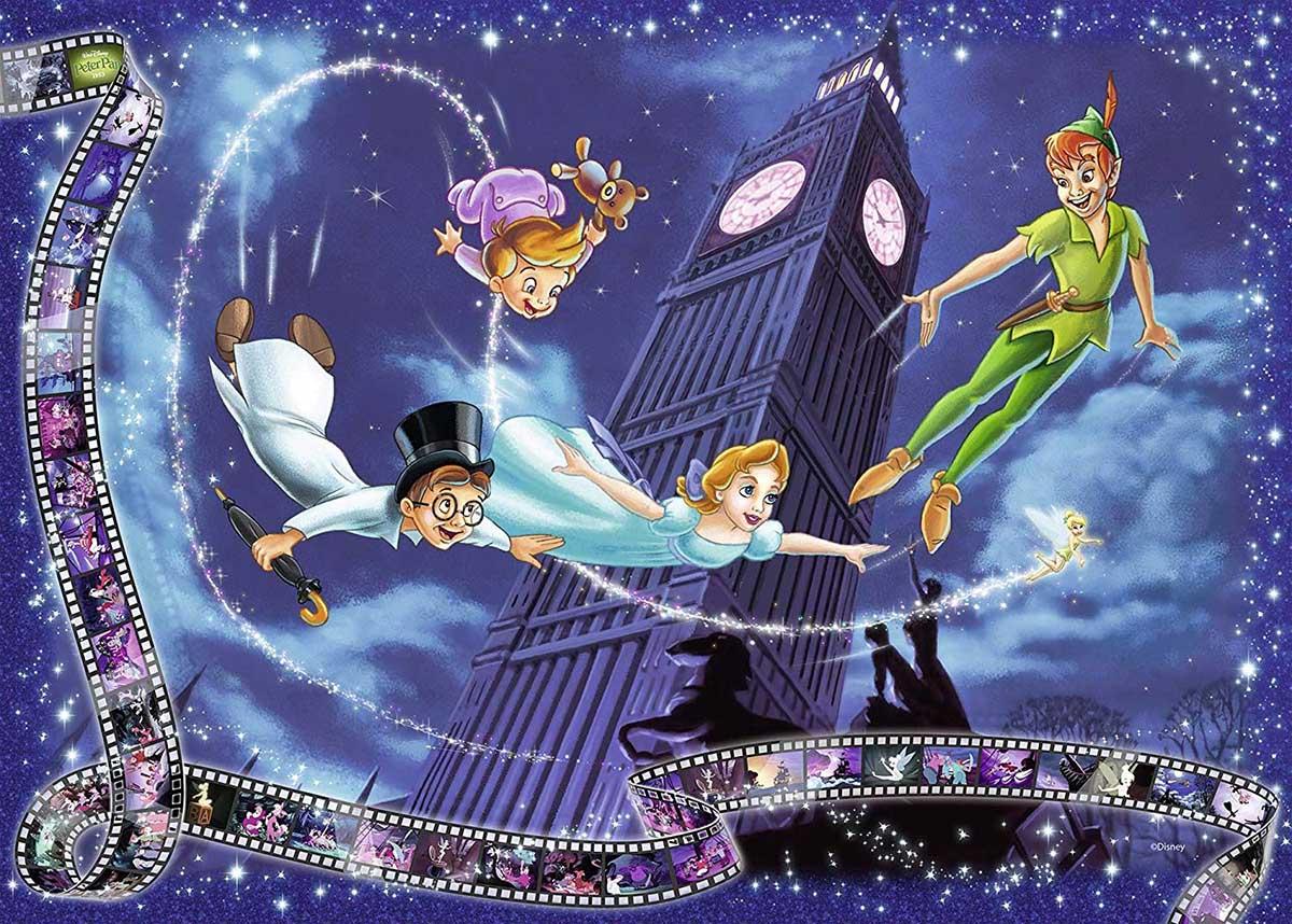 Disney Peter Pan Disney Jigsaw Puzzle