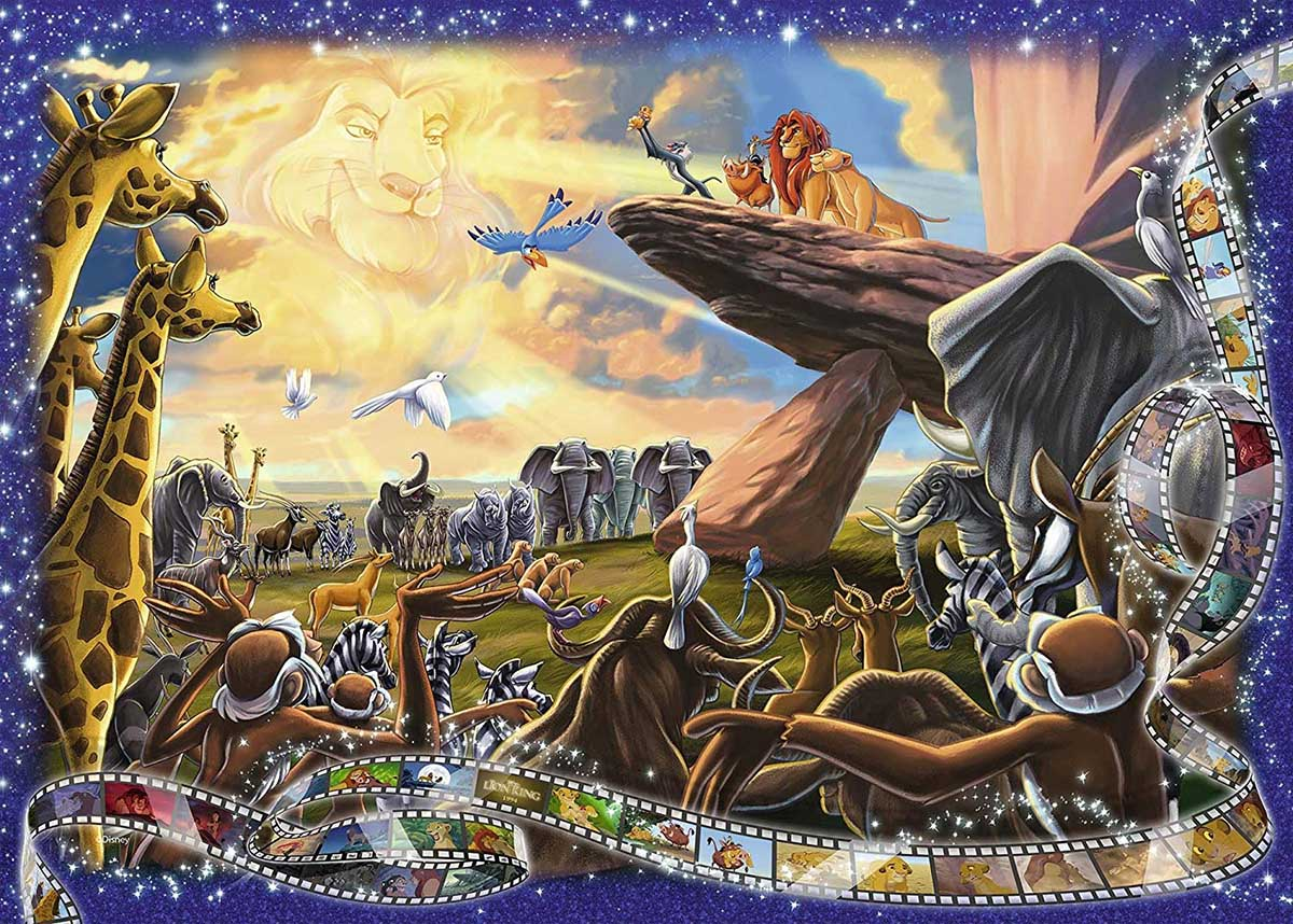 Disney The Lion King Disney Jigsaw Puzzle