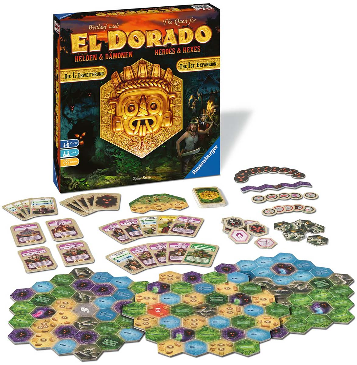 El Dorado: Heroes & Hexes - Scratch and Dent