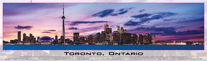 Toronto, Canada Canada Jigsaw Puzzle