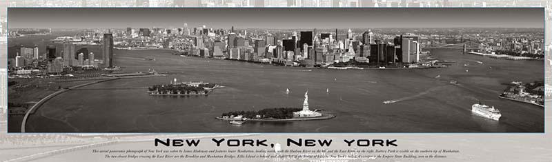 New York City - Black and White New York Jigsaw Puzzle