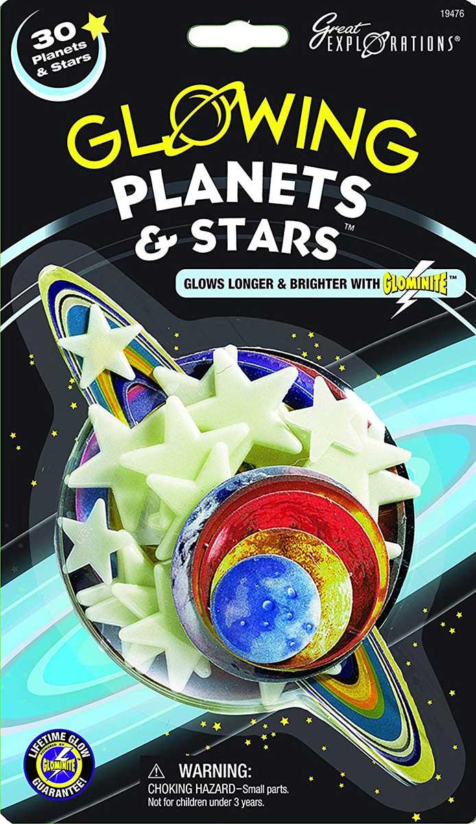 Planets & Stars