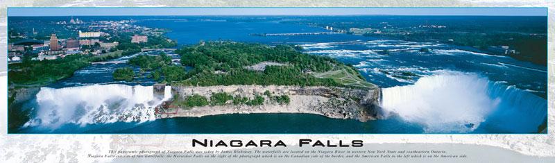 Niagara Falls, New York Landmarks Jigsaw Puzzle