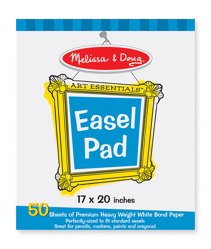 Easel Pad - Scratch and Dent