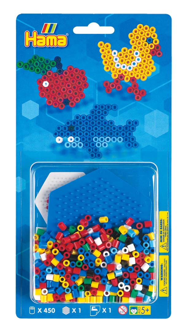 Bead Kit - Blue Arts and Crafts