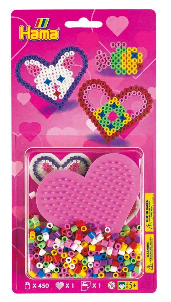 Bead Kit - Pink Arts and Crafts