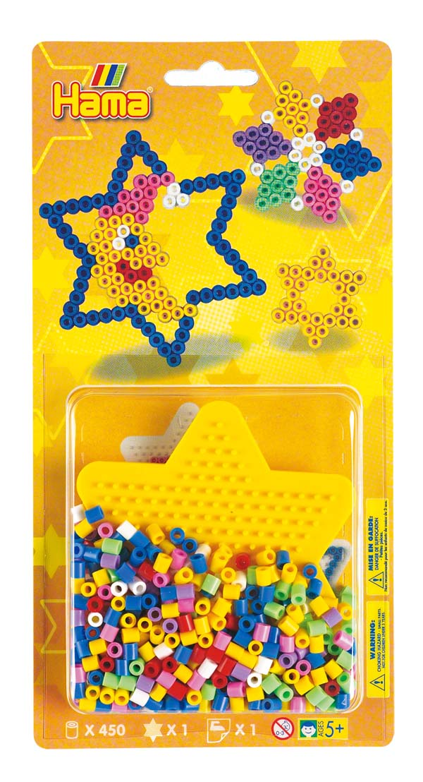 Bead Kit - Yellow Arts and Crafts
