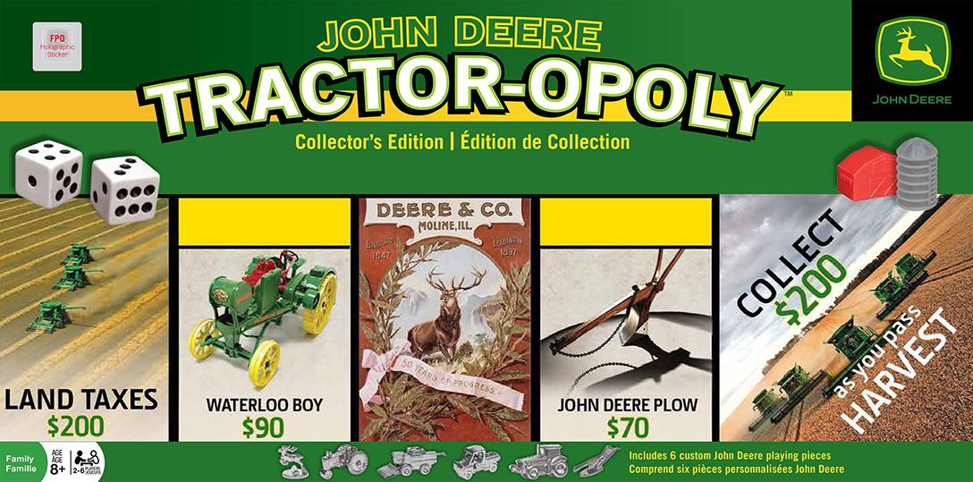 John Deere Tractor-Opoly