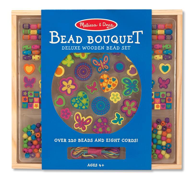 Bead Bouquet