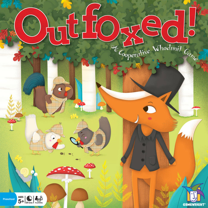 Outfoxed! Animals