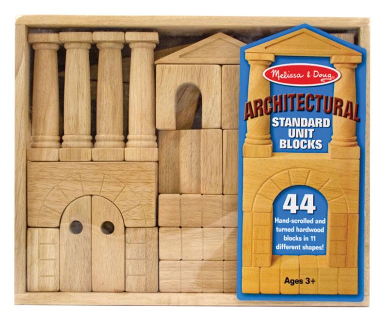 Architectural Unit Blocks