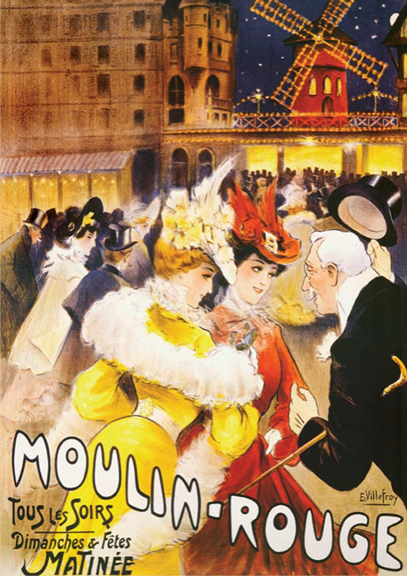 Moulin-Rouge Jigsaw Puzzle | PuzzleWarehouse.com
