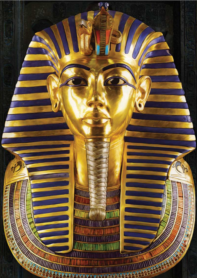 Tutankhamen Travel Jigsaw Puzzle
