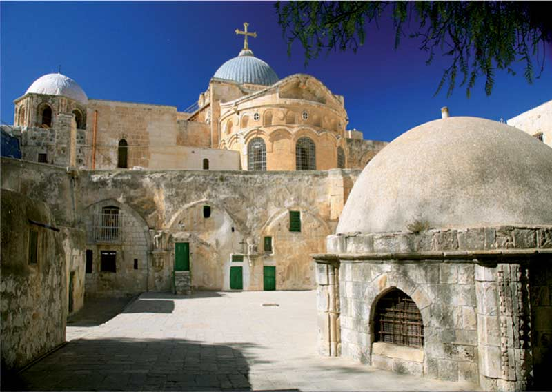 Jerusalem - Scratch and Dent Travel Jigsaw Puzzle