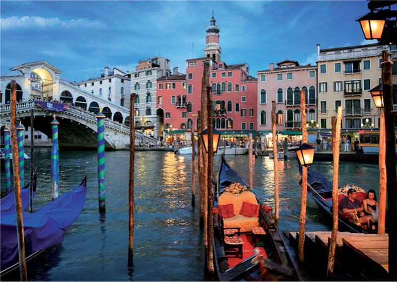 Venice (Around the World) Travel Jigsaw Puzzle