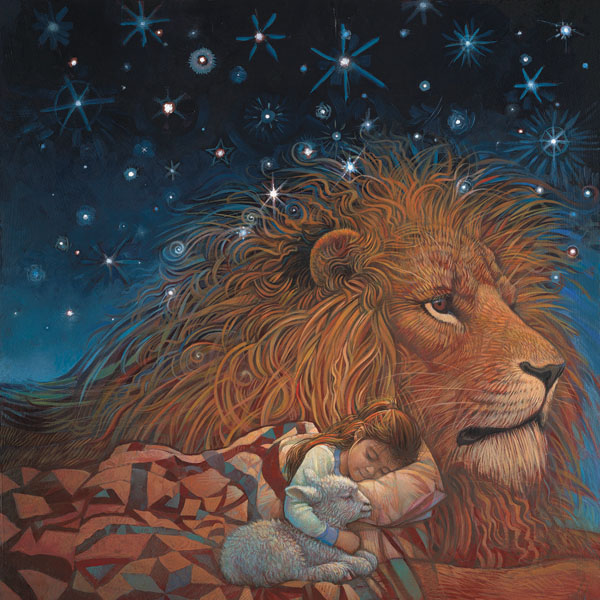 Forever Lions Jigsaw Puzzle
