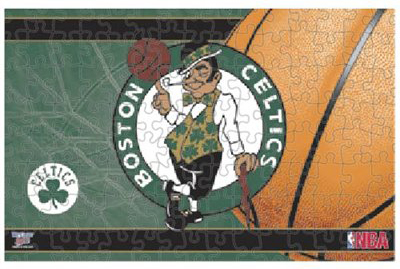 Official NBA Boston Celtics Sports Jigsaw Puzzle